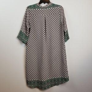 Renee C. Dresses - Rene C. Stitch fix 3/4 sleeve dress size large
